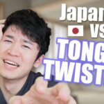 Japanese tries TONGUE TWISTERS challenge from around the world 世界の早口言葉チャレンジ
